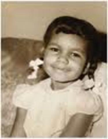 Condoleezza Rice was born
