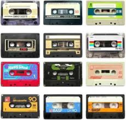 Cassette was invented