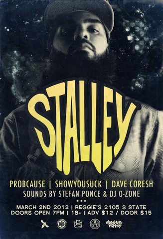 ShowYouSuck Opens for Stalley