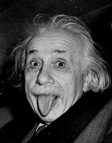 Einstein: E=MC2