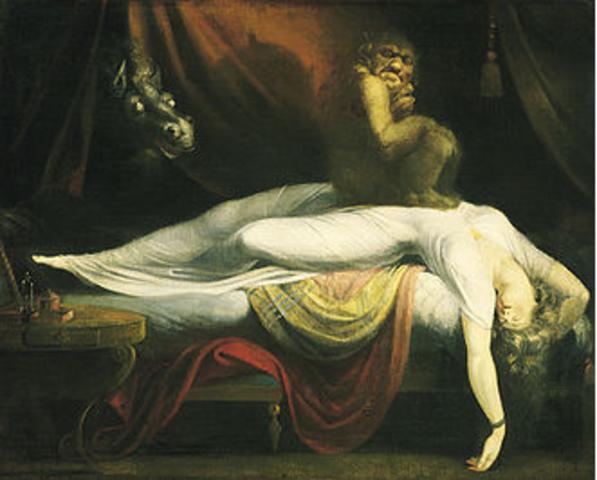 The Nightmare (Fuseli)