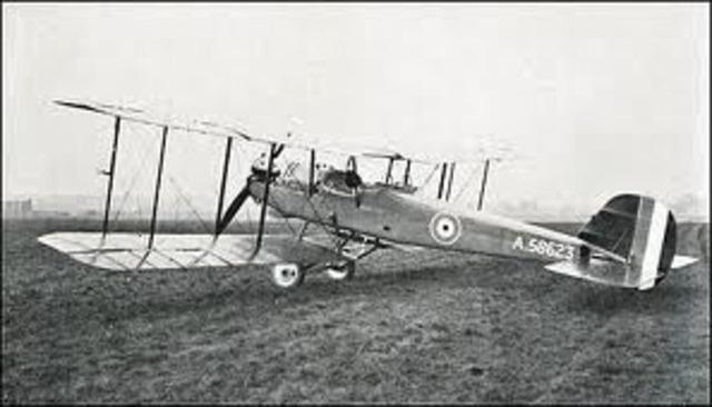 Dornier contruye el primer avión metálico