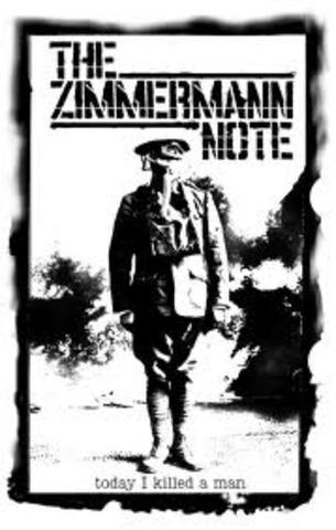 U.S. intercepts the Zimmerman Note