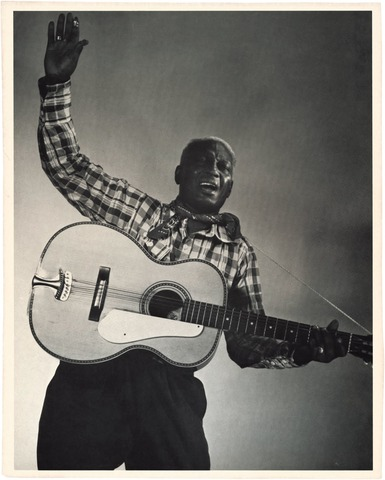Lead Belly is Born
