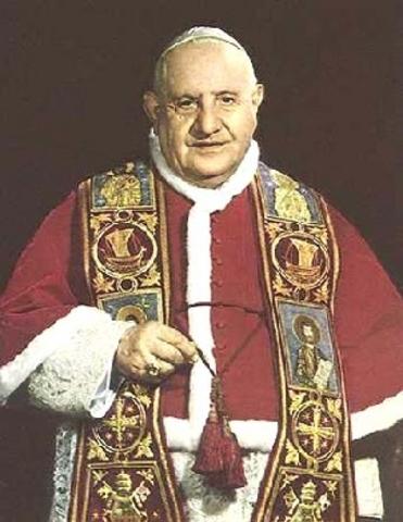 The Pope Dies