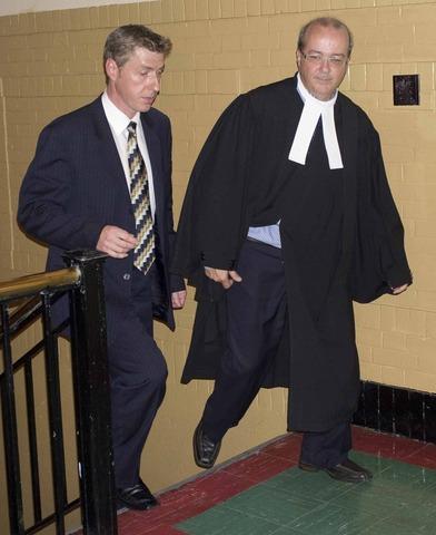 Menard pleads guilty