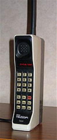 Analog Motorola DynaTAC 8000x