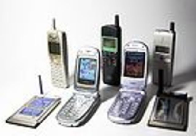More Second Generation Phones
