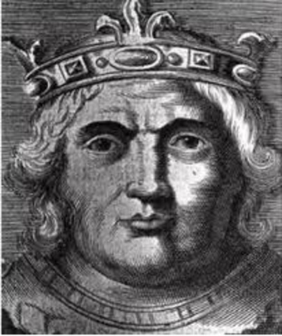 Louis VI coronated