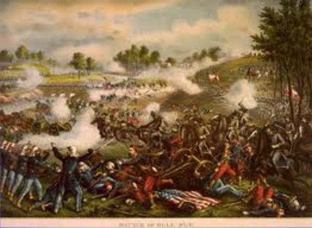 Battle of First Bull Run