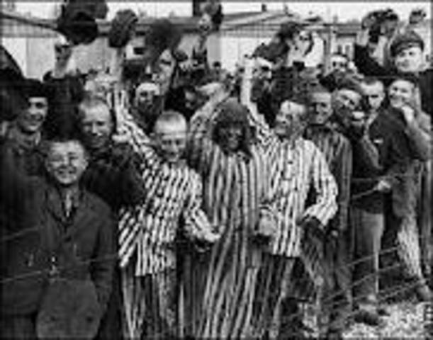 Holocaust begins