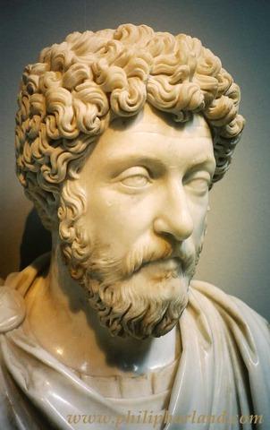 Death of Markos Aurelius