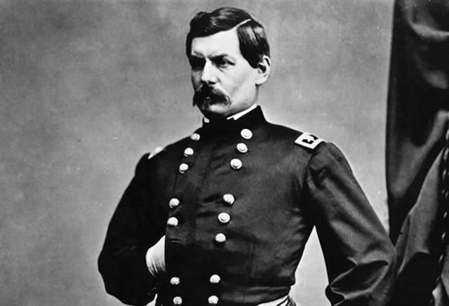 McClellan Loses Command