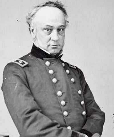 A New Commander of the Union Army