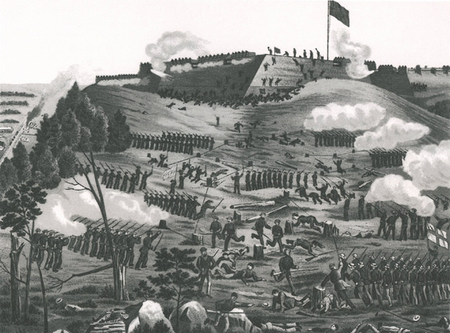 The Siege of Knoxville