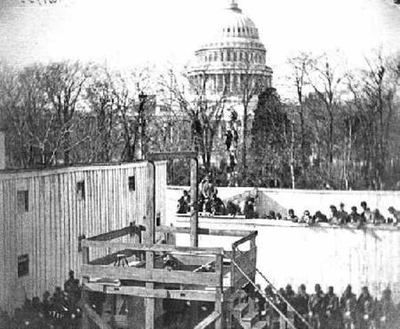 The Execution of Captain Henry Wirz