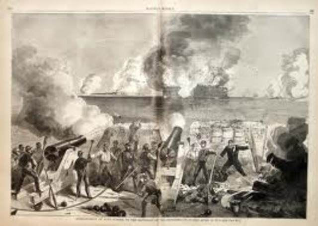 Attack on Fort Sumter