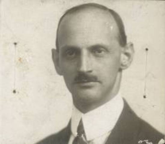 Otto Frank liberated