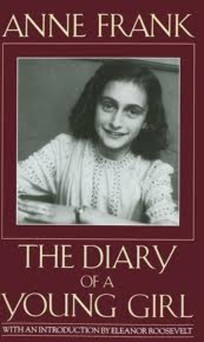 Diary is published in the United States