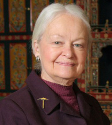 Dr. Diana Natalicio becomes the first woman UTEP president.