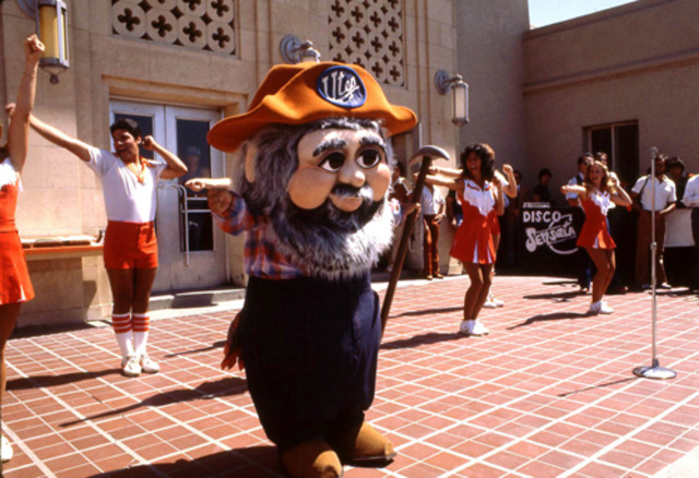 Paydirt Pete becomes the Miners' mascot and a streaking fad opens eyes on campus.