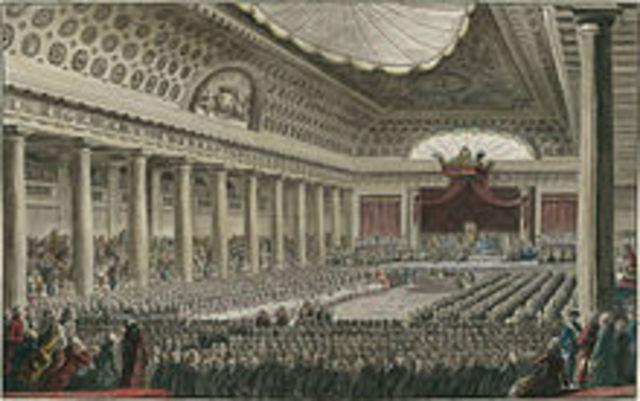 Covening the Estates General