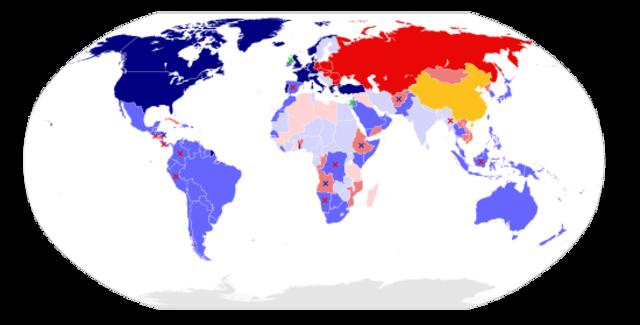 Detente 1962-1979