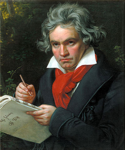 Neix Beethoven