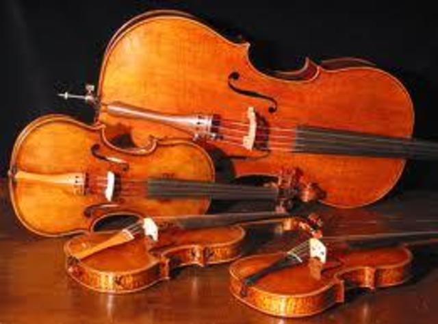 Quartets de Mozart dedicats a Haydn.