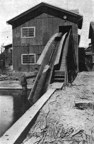 First Sawmill