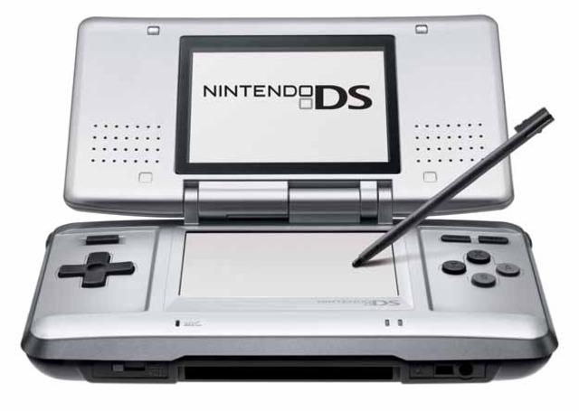 Me ragalan una Nintendo Ds