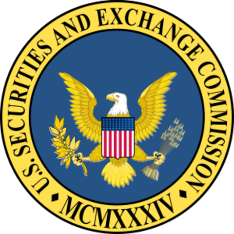 Securities and Exchange Commmission authorized
