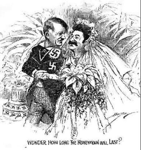Hitler-Stalin Non-Aggression Pact