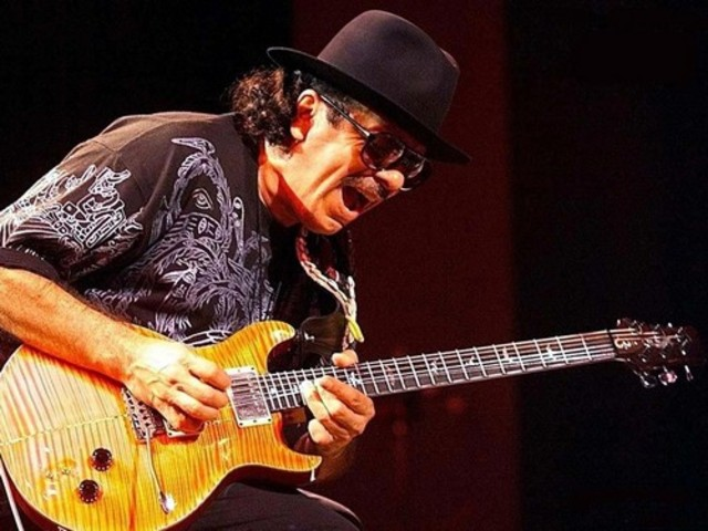 Santana decided to become a full-time musician