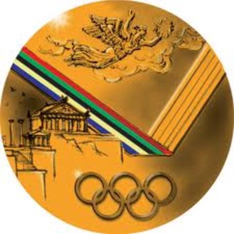 USAs First Olympic Involvment
