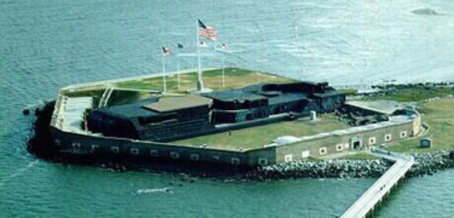 Fort Sumter, South Carolina