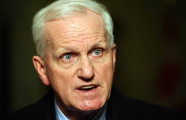 Gordon O'Connor appointed defence minister