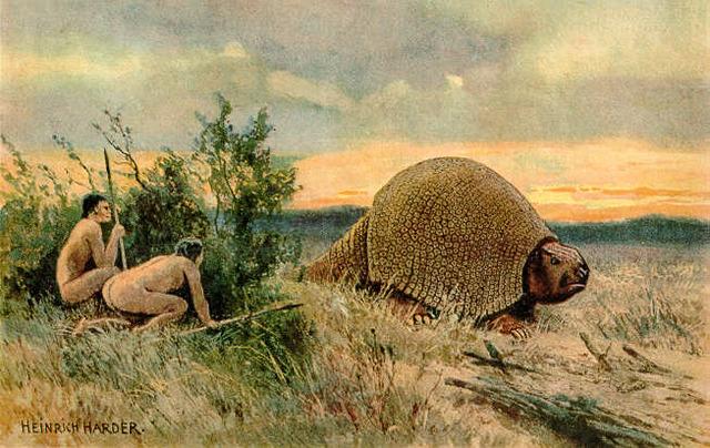 Paleolithic Period (c 2,000,000 – c 8,000 B.C.)