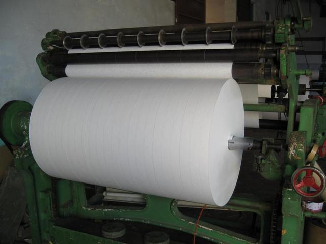 Wood Pulp Paper