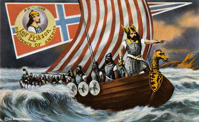 Leif Erikson (975-1020)
