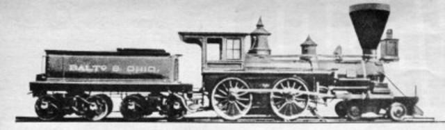 Locomotora de Richard Trevithick