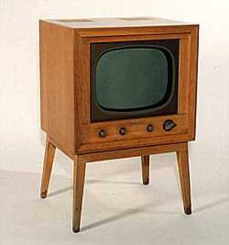 Televisions commercially available