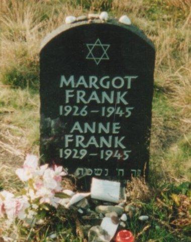 Anne and Margot's death
