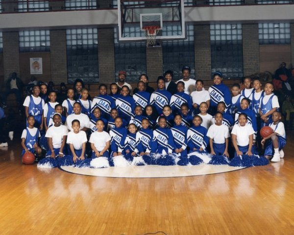 Did cheerleading for 2 years at Detroit Academy of Arts and Sciences