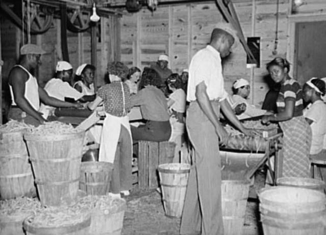 Weak Racial Justice in the Great Depression