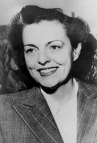 Helen Gahagan Douglas loses to Nixon in California Senate Race