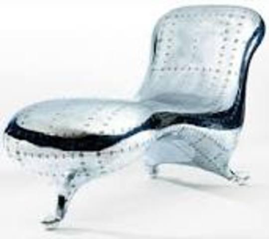 Lockheed Lounge designed