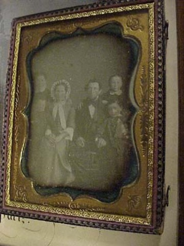 Daguerreotype Photographs