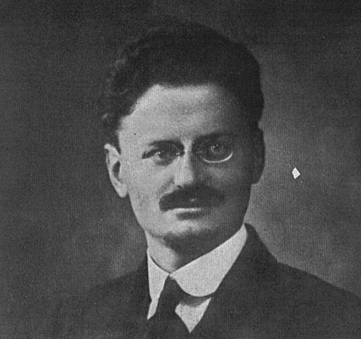 Trotsky removed