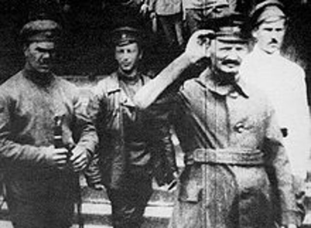 Trotsky: life of Exile